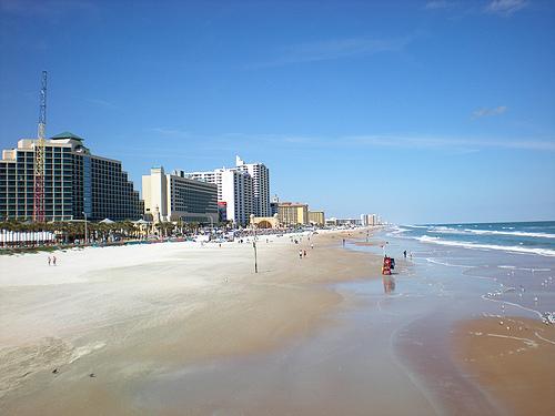 daytona beach weather